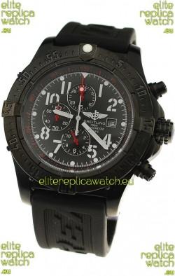 Breitling Chronograph Chronometre Japanese Replica PVD Watch