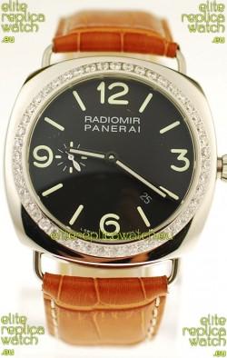 Panerai Radiomir Black Seal Japanese Replica Watch