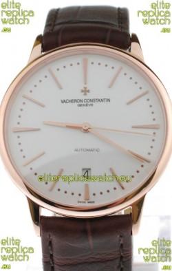 Vacheron Constantin Geneve Swiss Automatic Gold Watch