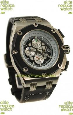 Audemars Piguet Royal Oak Offshore Rubens Barrichello Watch in Ceramic Bezel