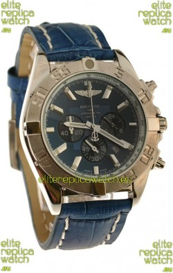 Breitling 1884 ChronometreJapanese Replica Watch in Blue