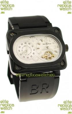 Bell and Ross BR Minuteur Tourbillon PVD Japanese Watch
