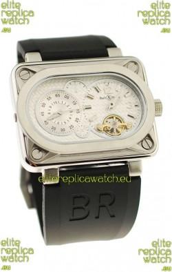 Bell and Ross BR Minuteur Tourbillon Japanese Steel Watch