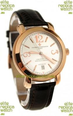 Vacheron Constantin Geneve Japanese Replica Gold Watch