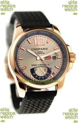 Chopard Mille Miglia Power Control Gold Watch