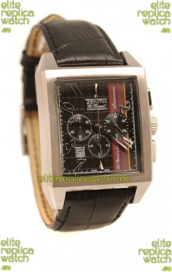 Zenith El Primero 40th Anniversary Chronograph Japanese Watch