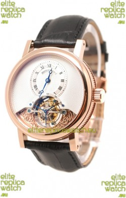 Breguet Grande Complication Tourbillon Co Axial Swiss Replica Watch