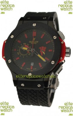 Hublot Big Bang Man United Edition Japanese Replica Watch