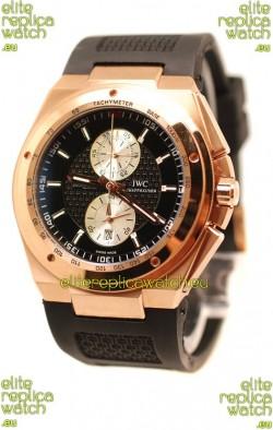 IWC Ingenieur Japanese Rose Gold Watch