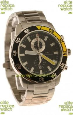 IWC Aquatimer Chronograph Japanese Replica Watch