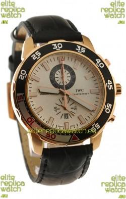 IWC Aquatimer Chronograph Japanese Watch