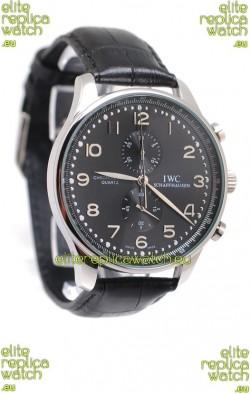 IWC Portuguese Chronograph Japanese Watch