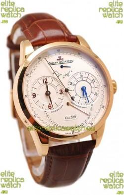 Jaeger-Le Coultre Duometre Chronographe
