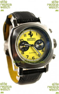 Panerai Ferrari Granturismo Japanese Replica Watch