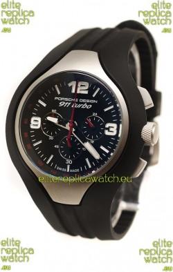 Porsche Design 911 Turbo Speed II Chronograph Japanese Watch