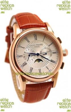 Patek Philippe Grand Complications Replica Watch