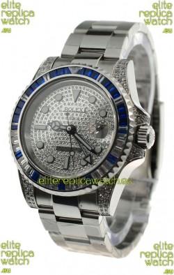 Rolex GMT Masters II 2011 Edition Swiss Replica Watch