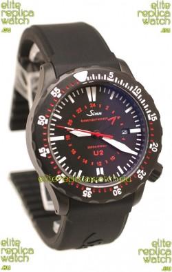 Sinn U2 Swiss Replica GMT Watch