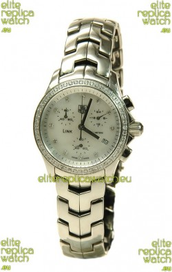Tag Heuer Link Japanese Ladies Watch