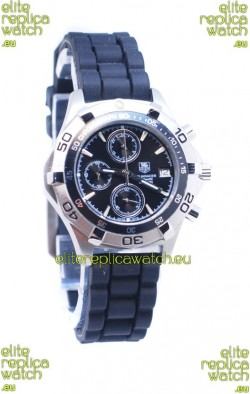 Tag Heuer 2000 Aquaracer Chronograph Japanese Watch