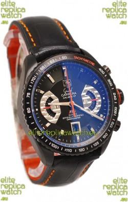 Tag Heuer Grand Carrera Japanese Replica PVD Watch