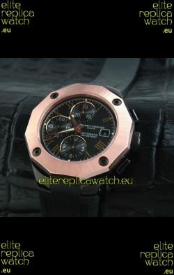 Baume & Mercier Riveria Swiss Watch in Black Dial