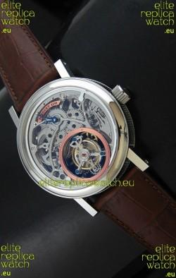 Breguet 4199 Swiss Watch in Skeleton Tourbillon Watch