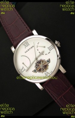 Cartier Calibre de Swiss Tourbillon Watch