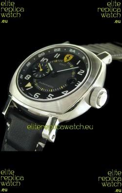 Ferrari Granturismo Swiss Replica Watch in Black Dial