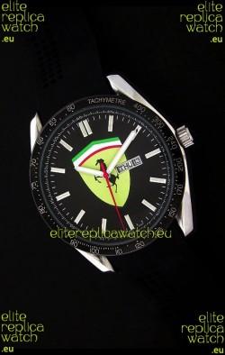 Ferrari Watches in Black Dial