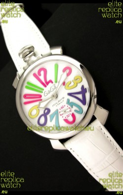 Gaga Milano Italy Japanese Replica Watch