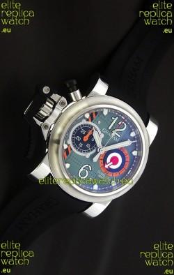 Graham Overlord Mark 3 Swiss Replica Watch