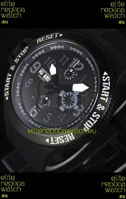 Hamilton Khaki Base Jump DLC Swiss Replica Chronograph Watch