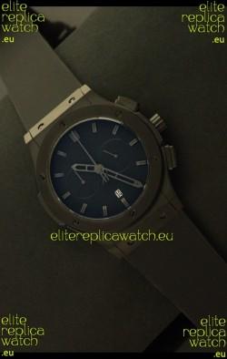 Hublot Big Bang Classic Fusion Chrono Japanese Watch with Ceramic Case