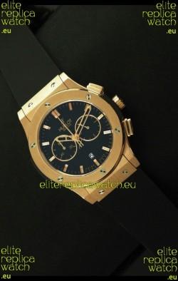 Hublot Big Bang Classic Fusion Chrono Quartz Watch