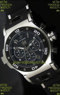 Hysek Abyss Explorer Steel Swiss Replica Watch