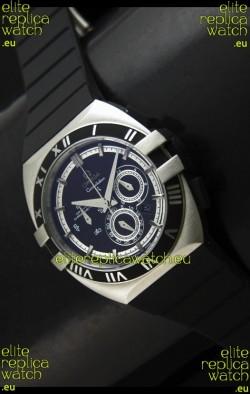 Omega Double Eagle chronograph Titanium Watch