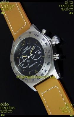 Radiomir Panerai Mare Nostrum Japanese Automatic Watch