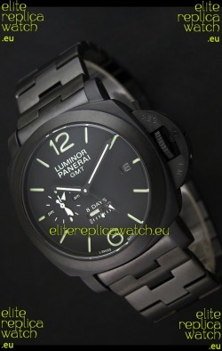 Panerai Luminor GMT 8 Days Japanese Replica Watch