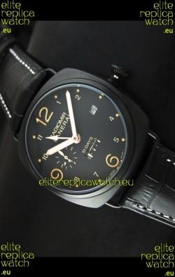 Panerai Radiomir PAM497 10 Days Japanese Replica Watch in PVD Case