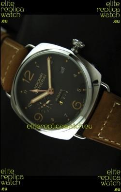 Panerai Radiomir PAM497 10 Days Japanese Replica Watch in Steel Case
