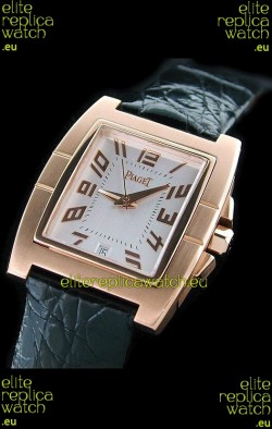 Piaget Upstream Swiss Automatic Watch in Gold