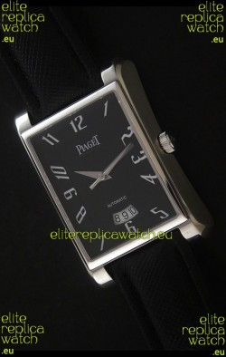 Piaget Tie Emperador Swiss Watch in Black
