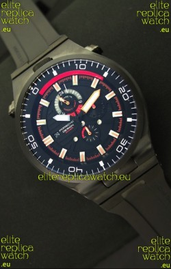 Porsche Design Diver Japanese Replica PVD Watch