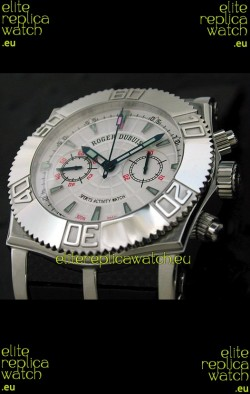 Roger Dubuis Lemania Easy Diver Swiss Watch