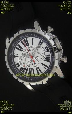 Roger Dubius Excalibur Chronoexcel Japanese Watch