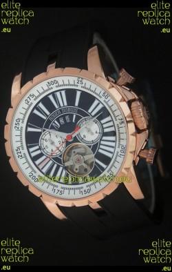 Roger Dubuis Excalibur Tourbillon Japanese Watch