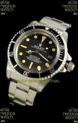 Rolex Replica Sea Dweller Double Red Vintage SeaDweller Swiss 1665 Watch