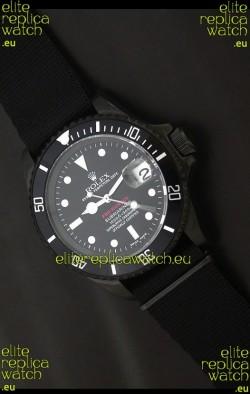 Rolex Submariner Pro Hunter Japanese Watch in Ceramic Bezel