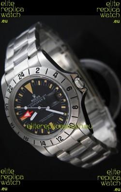 RolexExplorer II Swiss Watch Vintage Style Dial